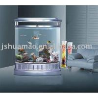 Buy cheap Circle Acrylic Fish Tank from wholesalers