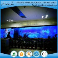 Artificial Fish Aquarium Acrylic Fish Tank Manufactures
