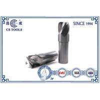 Solid Carbide Milling Cutter With R angle Manufactures