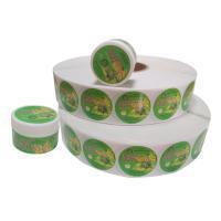 Buy cheap Stickers printing from wholesalers