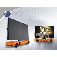 Buy cheap MOBILE LED TRAILER Double Size Screen Led Billboard Trailer from wholesalers