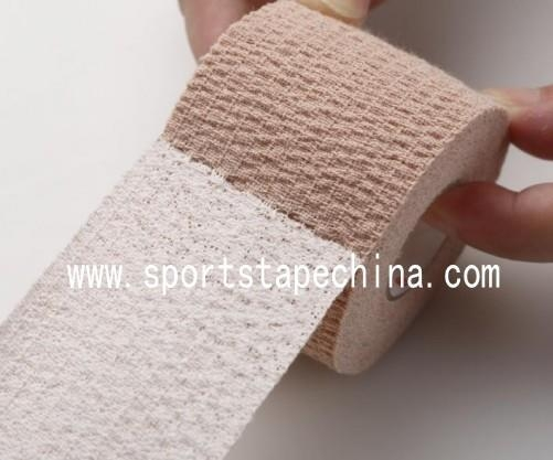 Quality Light Weight Cotton Sports Elastic Strapping Tape for sale
