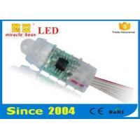 Buy cheap Color Programming RGB Led Point Light 12mm 5v 12lm Energy Saving from wholesalers