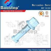 Cold Forged Mercedes Benz Wheel Nuts and Bolts Manufactures