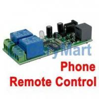 2 Way Wireless Telephone Remote Control Module (With Password, 6 Ringing) Manufactures
