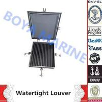 Buy cheap Watertight Louver from wholesalers