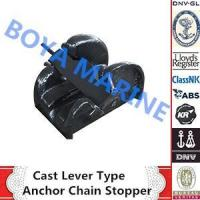 Buy cheap Cast Lever Chain Stopper from wholesalers