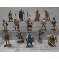 Quality OEM soldier OEM Figurine in White Metal for sale