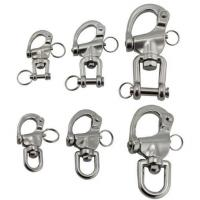 Marine Swivel Snap Shackle T316 Manufactures