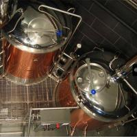 Buy cheap 500L Beer Brewhouse Equipment Commercial beer brewing equipment from wholesalers
