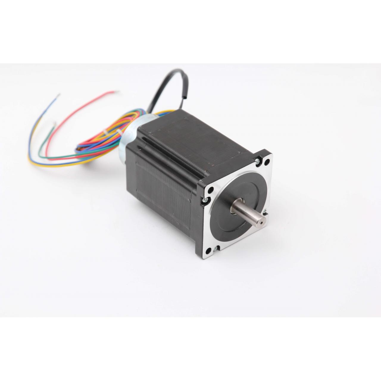 Buy cheap 86H Stepping brake motor from wholesalers