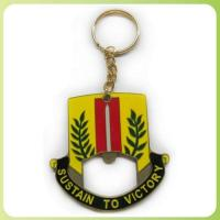 Buy cheap Badge-Medal-Keychain Bottle openner 004 from wholesalers