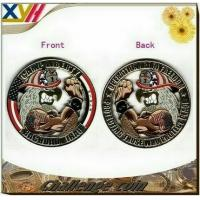 Buy cheap Badge-Medal-Keychain coins 010 from wholesalers
