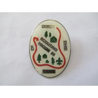 Buy cheap Badge-Medal-Keychain Photo etched emamel badges 001 from wholesalers