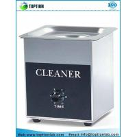 New Stainless Steel Ultrasonic Cleaner Timer Lab Ultrasonic Washer Manufactures