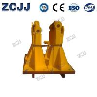 Buy cheap Tower Crane Bases Fixing Angle Bases Fixing Angles For L46A3 Mast from wholesalers