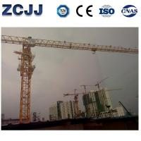 Buy cheap Tower Crane Topless 16Ton Tower Crane Flat Top from wholesalers