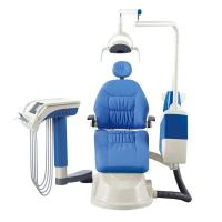 GD-S350D sliding cart dental unit with 9 memory LCD screen control system Manufactures