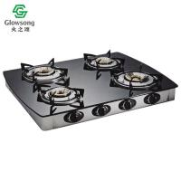 Buy cheap Tempered Glass Panel Gas Stove SGB-05D from wholesalers