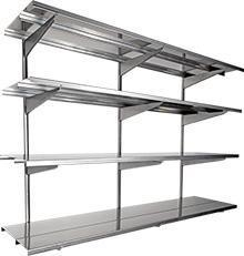 Quality Stainless Steel Shelving for sale