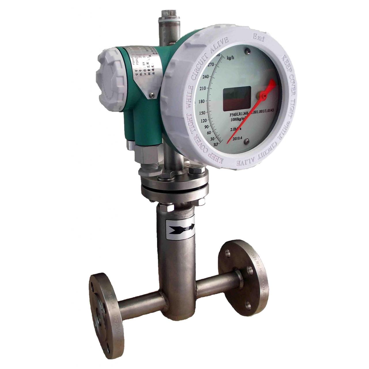 Buy cheap Horizontal mounting P10 Variable area float flow meter from wholesalers