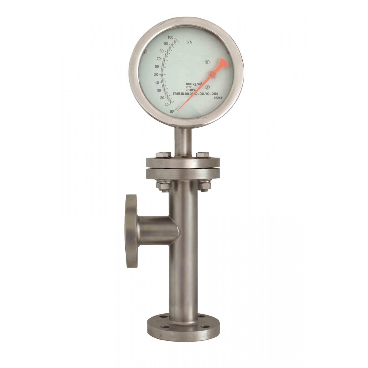 Buy cheap Bottom in up out P8 Variable area float flow meter from wholesalers