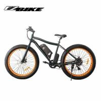 Buy cheap To buy hot sale fully electric bike with fat tire online from wholesalers