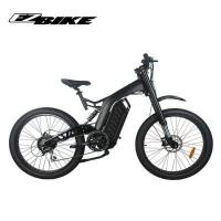 Buy cheap 26'' high quality power assisted bicycle/electric e bike with fat tire from wholesalers
