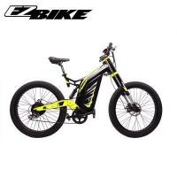 Buy cheap 2019 new design electric mountain bikes for sale in online ebike shop from wholesalers