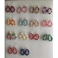 Buy cheap Pearl Drop Earring 14 Colors from wholesalers
