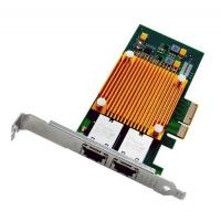 Buy cheap GRT 10G dual port RJ45 NIC F1002T from wholesalers