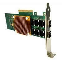 Buy cheap GRT 25G Dual port optical NIC F2502E from wholesalers