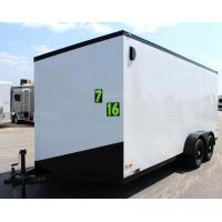 Buy cheap Enclosed Trailers for Sale # 107513 from wholesalers