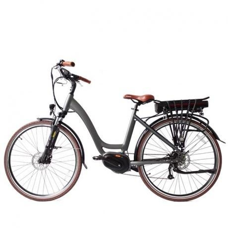 Quality 250w Motor Mid Drive City Electric Bike with CE for sale
