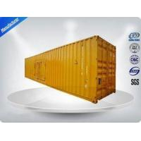 Perkins Three Phase Container Generator Set 1500 Kva 12 Cylinder Water - Cooled Manufactures
