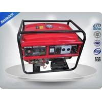 China 5kw Portable 3000rpm Gasoline Generator Set Low Noise With AVR on sale
