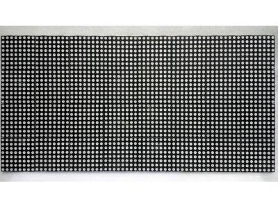 China 3.75 double color indoor led module