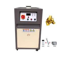 Buy cheap Gold Induction Melting Furnace from wholesalers