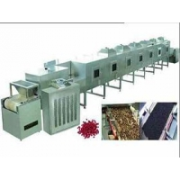 Buy cheap tunnel microwave drying and sterilizing machine from wholesalers