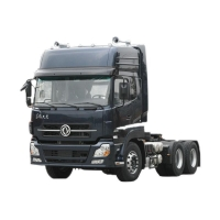Buy cheap Dongfeng DFL4251A 6x4 Heavy Duty Tractor Truck from wholesalers