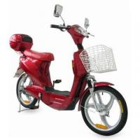 Electric Bike with Maximum Speed 23 to 26kph Manufactures